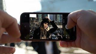 iPhoneX Portrait Mode VS a DSLR - in 4k