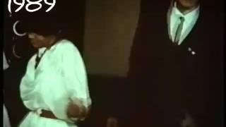 Танцы молодежи казахов в 80-е годы