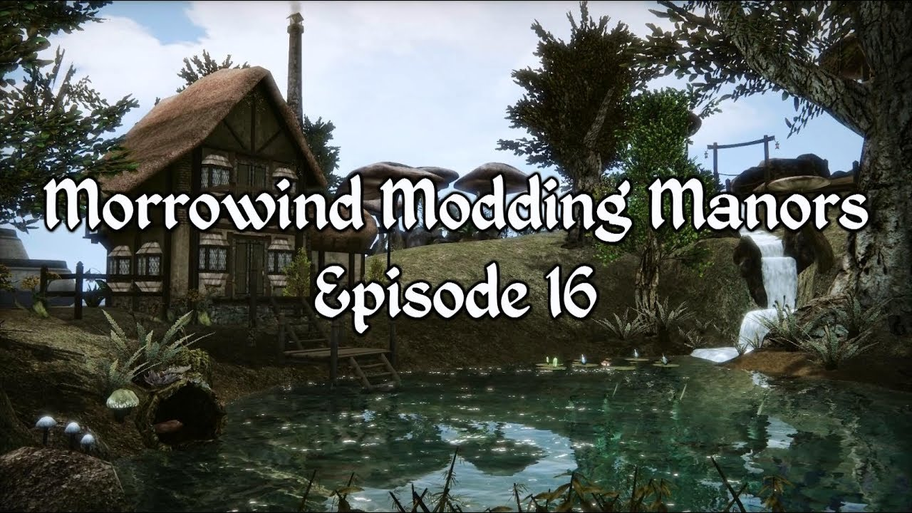 Morrowind Modding Showcases | The Home of Morrowind Modding