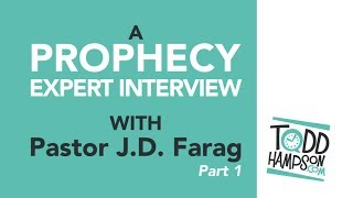 An Interview with Pastor J.D. Farag (PART 1)
