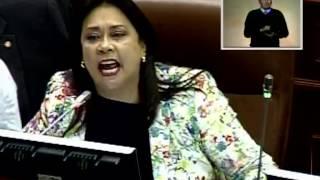 Indignados como se aprobó la Ley Estatutaria de Salud - Pronunciamiento Plenaria Cámara