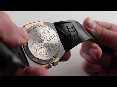 Linde Werdelin Oktopus II Titanium Rose Gold Luxury Watch Review