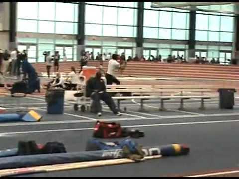 Nick Frimpong triple jump 15.20m