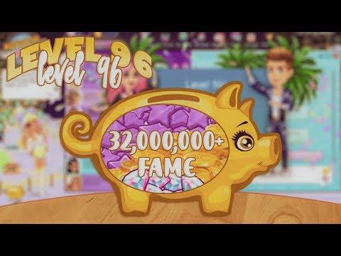 Level 96 & Claiming 32 Million Fame On MSP!