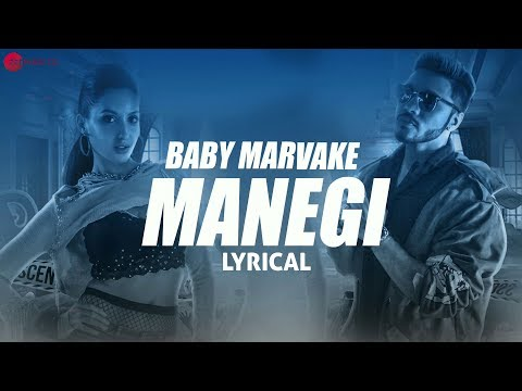 Baby Marvake Maanegi | Lyrical Video | Zero To Infinity | Raftaar | Blackout