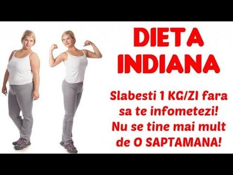 dieta indiana csid)