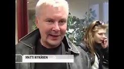 Matti Nykäsen legendaarisimpia haastatteluja