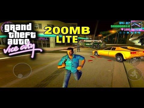 How To Download[[ 199Mb ]] GTA Vice City Full V2 ALL GPU _v2.0.apk + Data