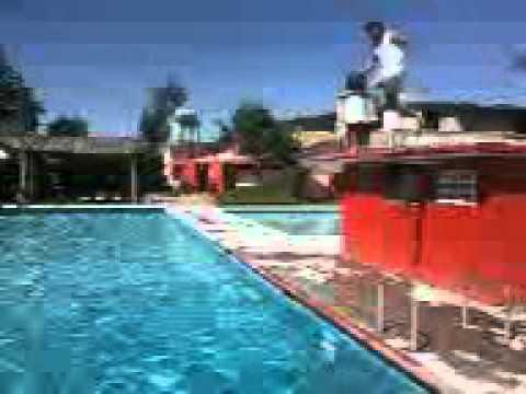 Balneario villa de tezontepec youtube for Villas de tezontepec