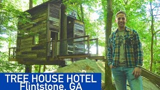 You Can Rent This Amazing Tree House  Tiny House In Ga !