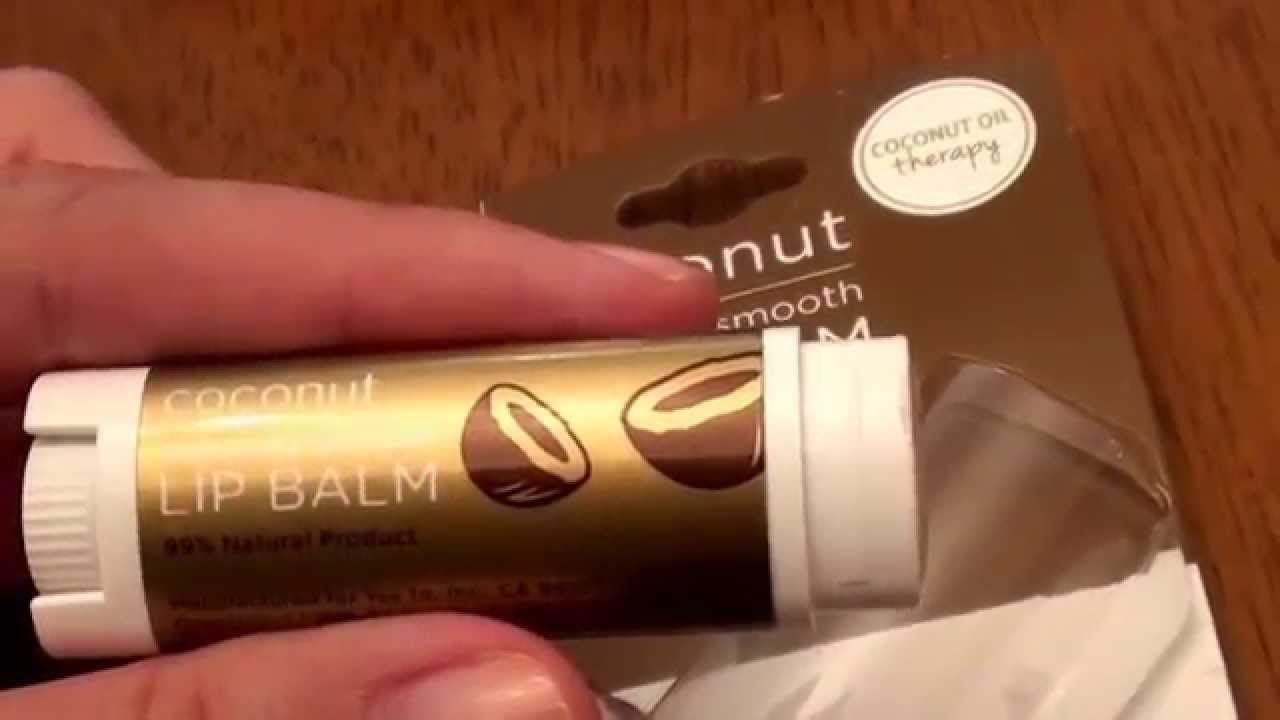 Lip Balm Coconut by yes to #8