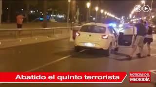 Autor de atentado de Barcelona es uno de los terroristas abatidos en Cambrils