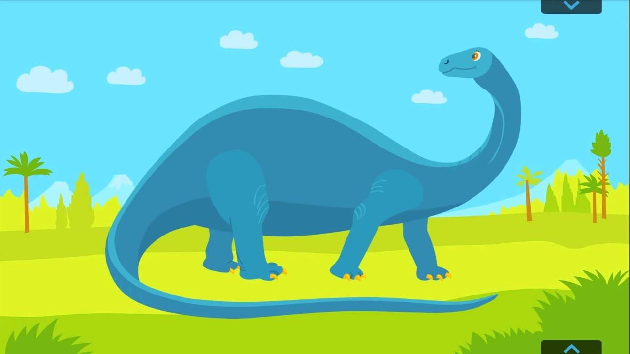 Мисс Кэти и Мистер Макс в МИРЕ ДИНОЗАВРОВ -  Превращение в динозавров - Развивающий мультик