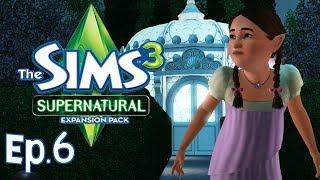 The Sims 3 - Il Giardino delle Fate - Ep.6 - Supernatural - [Gameplay ITA]