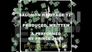PRINCE JAMO - SHEEP TO THE SHEPHERD & JUBBY HOFFIN DUBMIX - SALOMON HERITAGE 12""