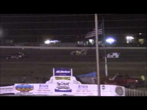 IMCA Sport Mod Main at Lubbock Speedway 7-25-14