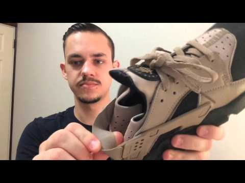 47aae81b0ed973 Vegan Review - Nike Air Huarache Premium - YouTube