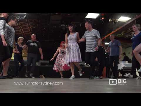 Swing to it Sydney Dance Studio for Swing Dance and Dance Lesson