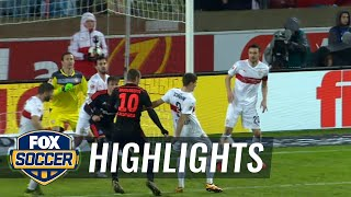 Video Gol Pertandingan Vfb Stuttgart vs Hamburger SV