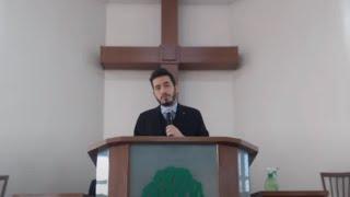 Culto Matutino - 07.03.2021 - Efésios 2:1-12