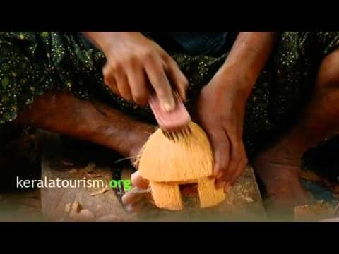 Coconut Handicrafts House Youtube