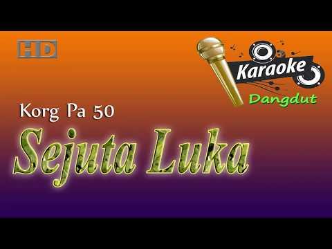 Sejuta Luka, Rita Sugiarto - Karaoke Dangdut Tanpa Vokal