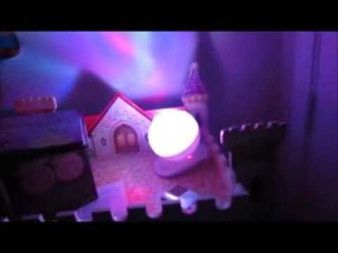 Soaiy® SY-NL04 Color Changing Led Night Light Lamp - YouTube