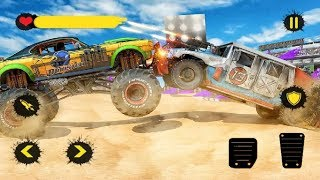 Monster Truck Derby Crash Stunts #Game Download #Monster Truck Games To Play #Truck Games 3D