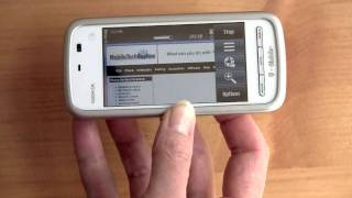 Nokia Nuron Video Review(A video review of the Nokia Nuron for T-Mobile USA. The Nokia Nuron 5230 is a Symbian OS smartphone running S60 5th Edition. It has a 360 x 640 pixel ..., 2010-03-22T21:51:26.000Z)