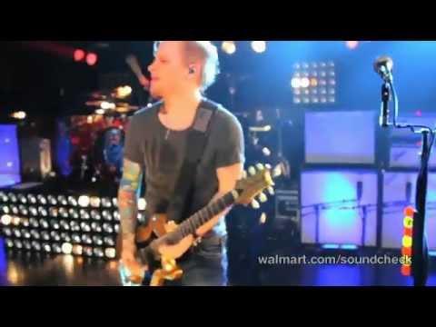 Shinedown - Unity (Walmart Soundcheck)