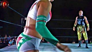 Thunder Rosa vs Jazz - SWE Fury Title Match