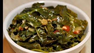 Collard Greens Recipe  / World of Flavor