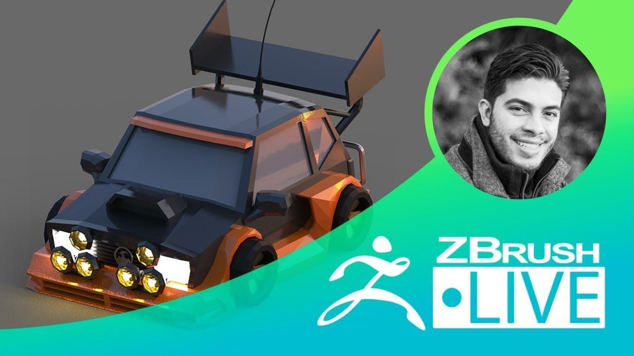 ZBrush Guides: Make it Happen in ZBrush! – Pablo Muñoz Gómez
