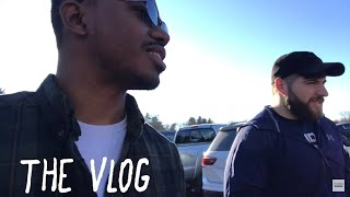 The Vlog: Golfing With The Boys.