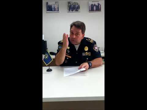 Polícia Municipal | Nação Azul Marinho, estamos sendo convocados!