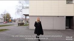 Satakunnantie 29, Turku