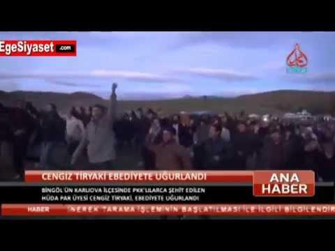 Müslüman Kürtler, PKK Vahşetine İsyan Etti: 'Hizbullah İntikam' dedi