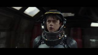 VALERIAN AND THE CITY OF A THOUSAND PLANETS - That Leads Me Straight Into a Wall Clip