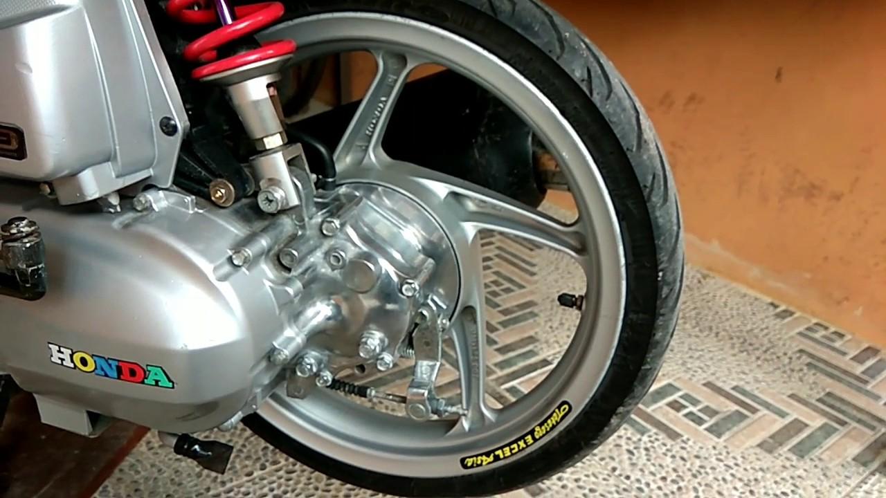 Ide 62 Modifikasi Ban Motor Honda Beat Terbaru Ruji Motor