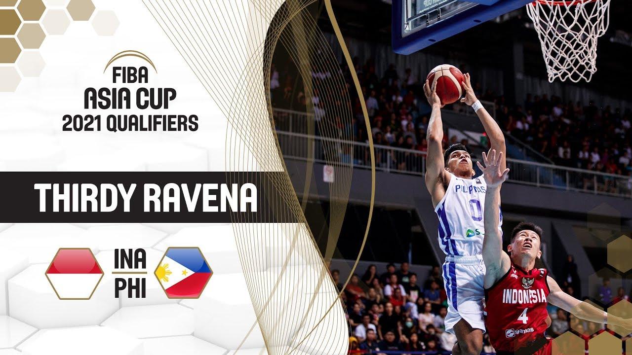 Thirdy Ravena's Amazing Performance | Gilas vs. Indonesia