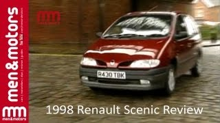 1998 Renault Scenic Review