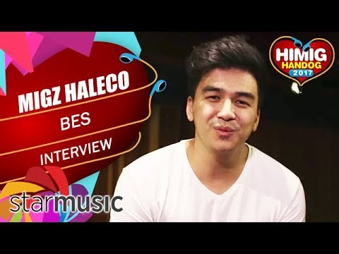 Bes - Migz Haleco   Himig Handog 2017 (Artist Interview)
