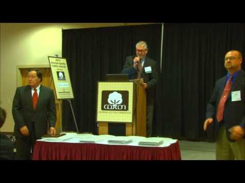 Georgia Quality Cotton Awards Ceremony