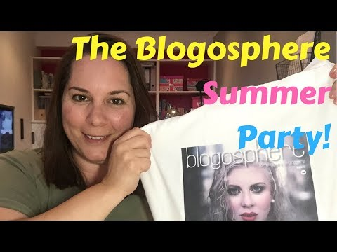 The Blogosphere Summer Party - what