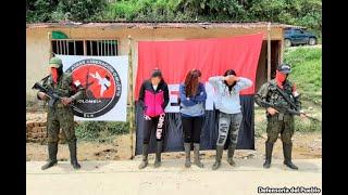 ELN libera a tres indígenas que tenía secuestradas