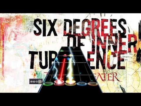 Guitar Hero 3 - Six Degrees Of Inner Turbulence FULL SONG CHART PREVIEW