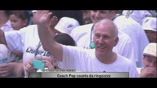San Antonio Spurs: Top 5 Forgotten Championship Moments – The Starters