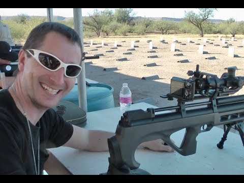 EXTREME 2014 - Airgun Speed Shooting - Air Rifle Extreme Bench Rest 2013