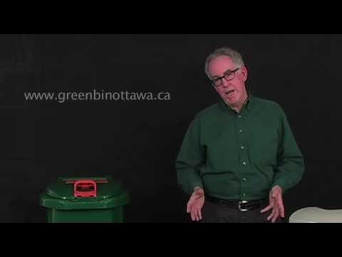 Rod Muir Presentation on Ottawa's Green Bin Program