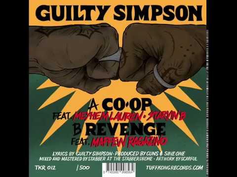 GUILTY SIMPSON - REVENGE feat. MAFFEW RAGAZINO